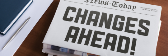 Six Lessons Learned About Change Management
