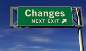 Dealing with Organizational Change