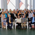 Hayes Leadership Experience - Mackinac Island 2013 - Group Photo