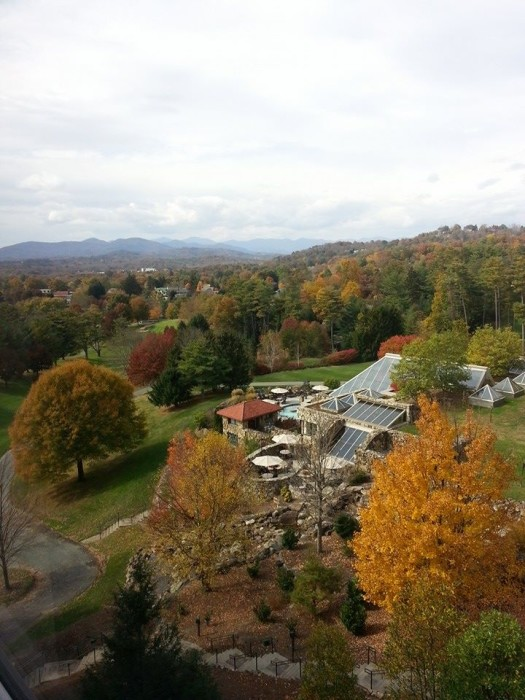 Asheville Leadership Experience 2014 - Grove Park Inn