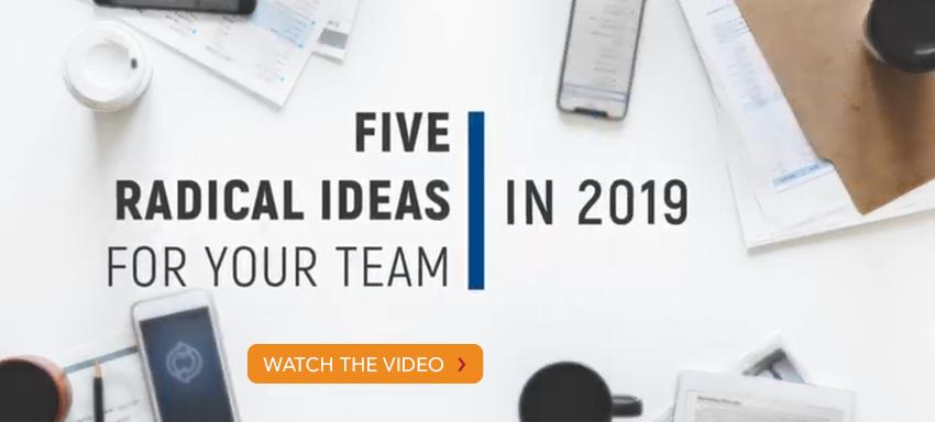 5 Radical Ideas